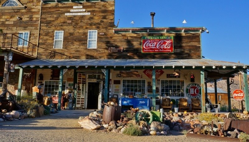 Photography Day Trip To The Nelson Ghost Town In Nevada