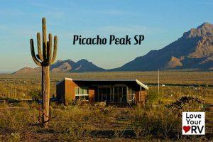 Picacho Peak State Park Feature Photo