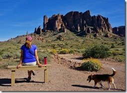 Superstition Mountain Photo 1