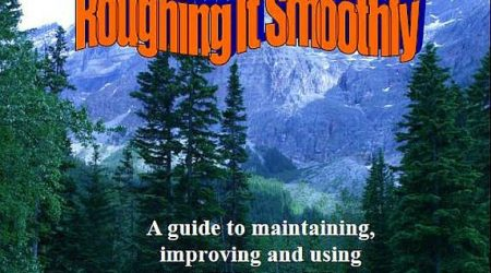 RV eBook called Roughing It Smoothly