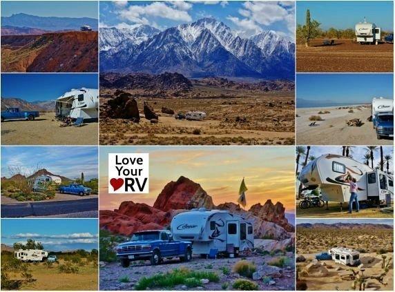Top 10 Campsites 2014 Feature Photo