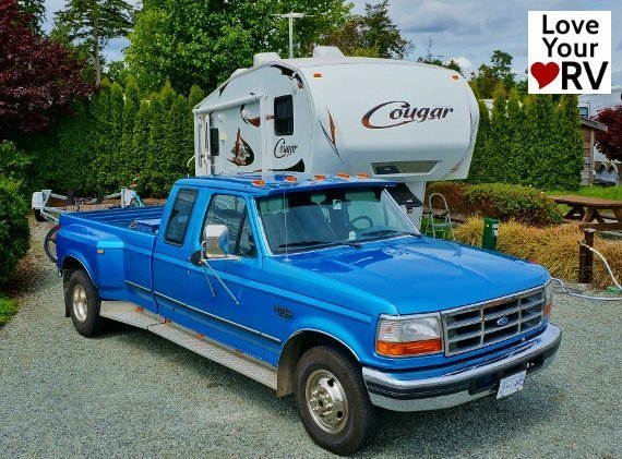 1994 F350 Ford 7.3L IDI Truck Feature Photo