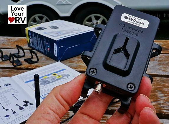 Wilson Sleek 4G Cell Booster Feature Photo