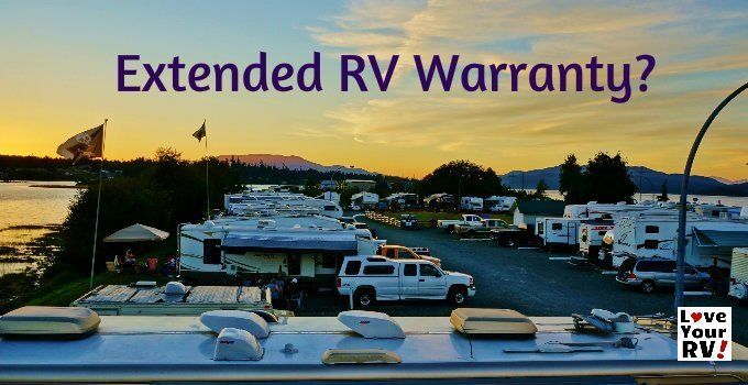 Extended RV Warranty Feature Photo
