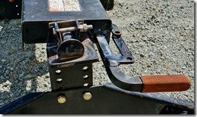 Fifth Wheel hitch slider