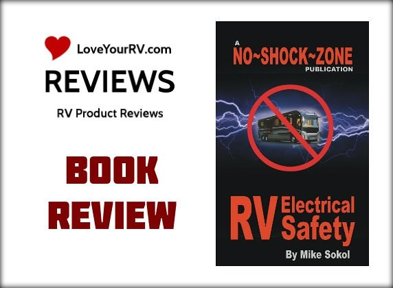 No Shock Zone RV Electrical Safety Feature Photo