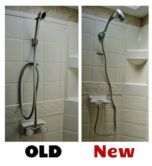 Old and New Fixtures