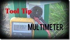 Get a Multimeter