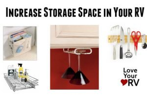 Increase Storage Space in Your RV Feature Photo