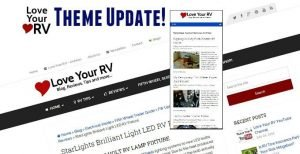Love Your RV 2014 Theme update Feature Photo