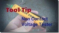 NC Voltage Tester Tip