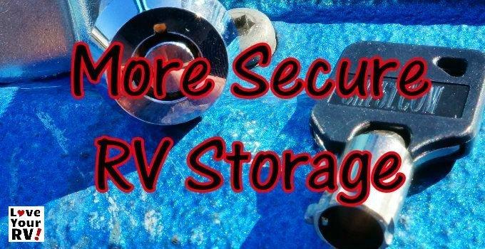 Secure RV Storage Bay Locks Feature Photo