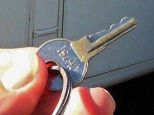 Standard CH751 RV Key