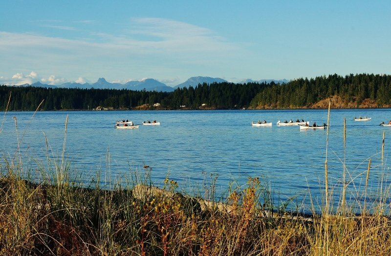 Tyee Club Row Boats