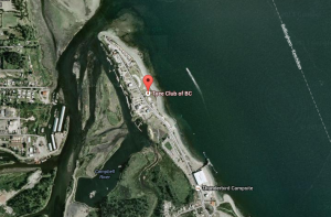 Tyee Club of BC Google Maps