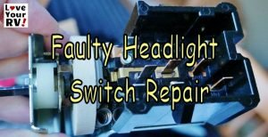 Headlight Switch Repair Feature Photo