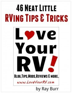 46 Tips and Tricks from Love Your RV! - Free eBook