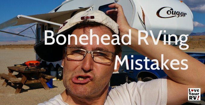 RVing Mistakes feature photo