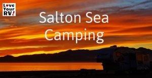 Salton Sea Camping Feature Photo