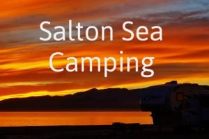 Salton Sea Camping Feature Photo
