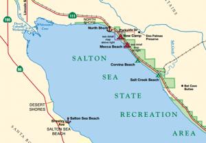Salton Sea State Rec Area