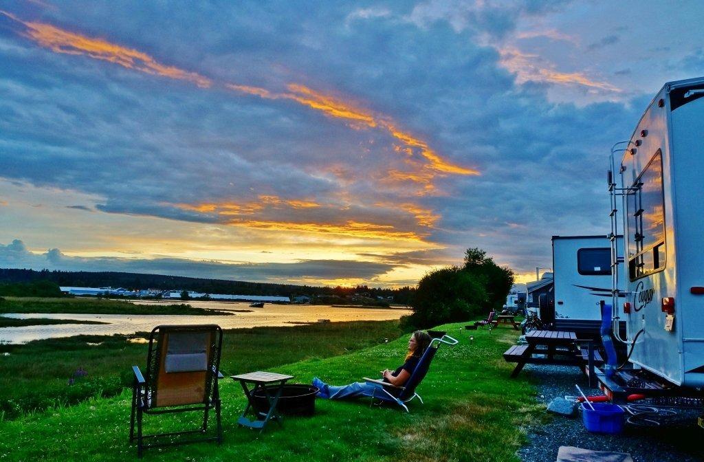 Thunderbird RV Park Vancouver Island