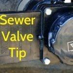 Twist On Sewer Valve Feature Photo