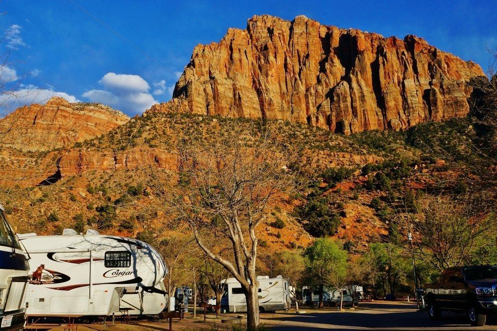 Zion Campground