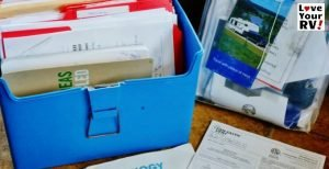 Organize Your RV manuals Tip feature photo