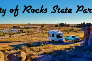 City of Rocks State Park Feature Photo