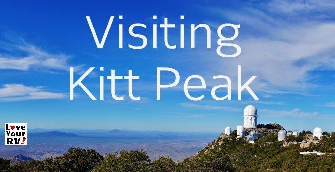 Visiting Kitt Peak Feature Photo