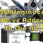 20 RV Upgrades Feature Photo