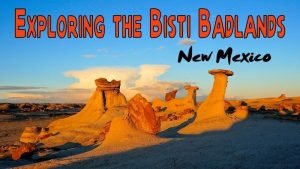 Bisti Badlands Feature Photo