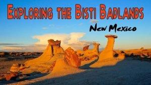 Bisti Badlands Feature Photo