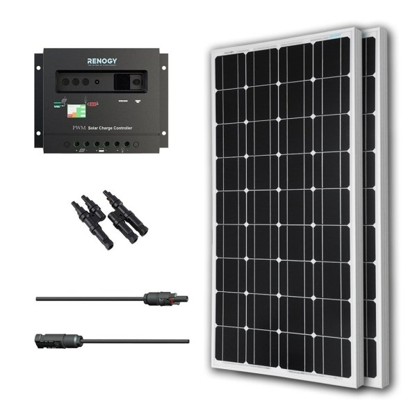 Renogy Solar Panel Bundle 200 Watt