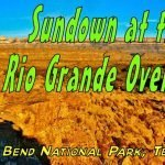 Rio Grande Overview in Big Bend NP Feature Photo