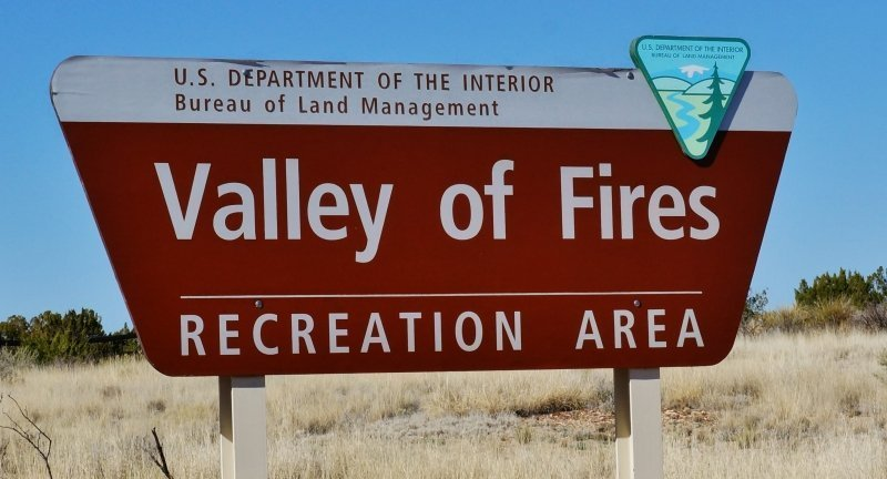 Valley of Fires Feature Phot