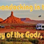 Boondocking in the Valley of the Gods feature photo