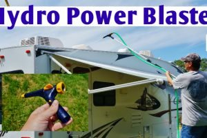 Hydro Power Blaster Feature Photo