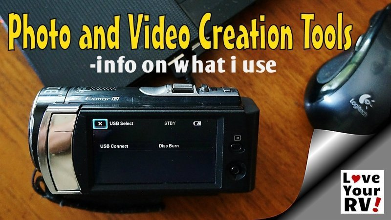 Photo and Video Creation Tools feature photo