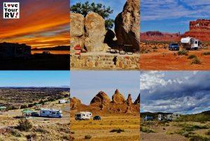 Six Amazing Southwest Campsites Feature Image