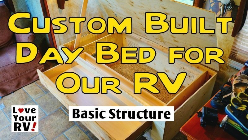 Summer RV Reno DayBed Feature Photo