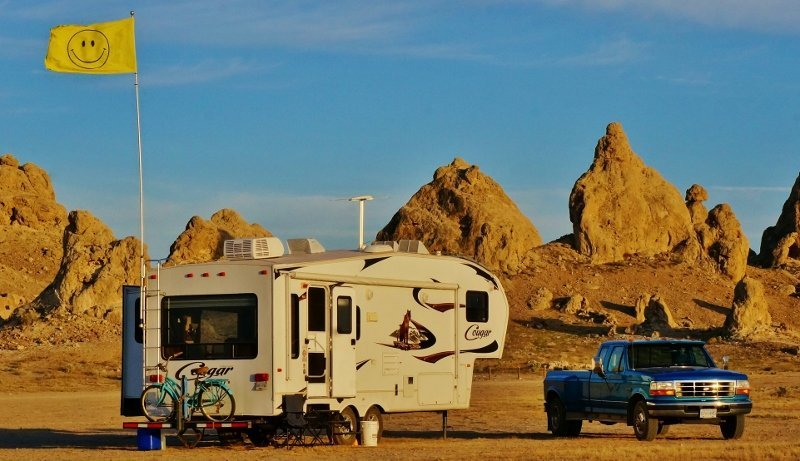 Love Your RV! | Boondocking