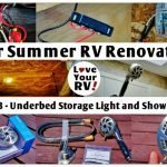 RV Summer Renovation Part 3 Feature Photo