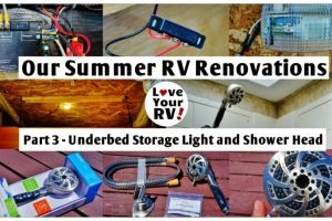 RV Summer Renovation Part 3 Feature Photo