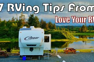 Seven RV Tips Feature Photo