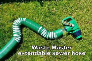 Showing Waster Master Head and Hose