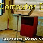 RV Computer Desk Feature Photo
