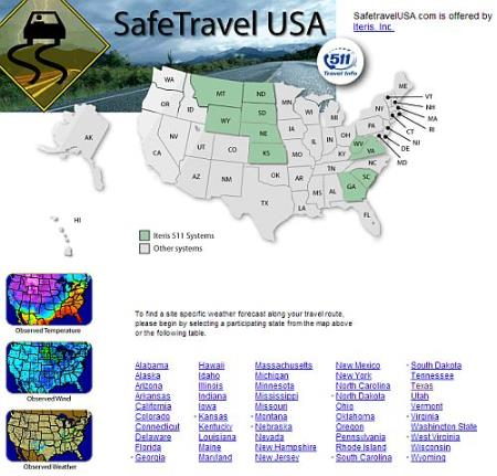 Safe Travel USA