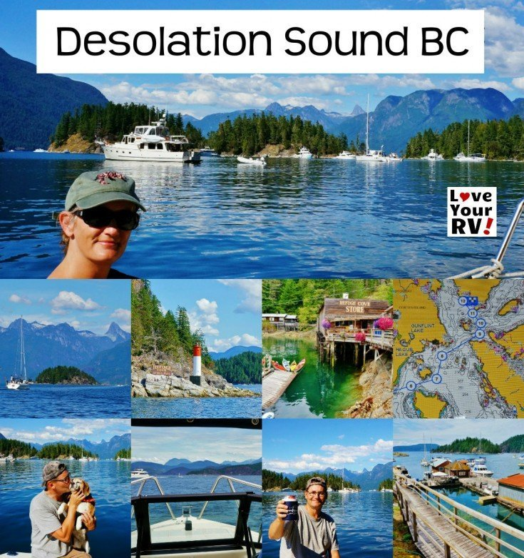 Desolation Sound Trip Report by Love Your RV! - https://www.loveyourrv.com/
